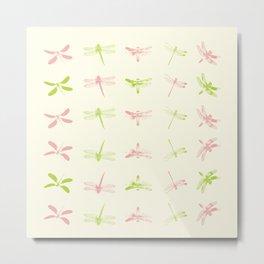 Odonata Metal Print