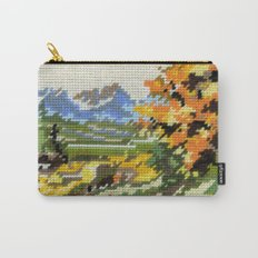 Found Tapestry Landscape Carry-All Pouch