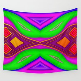 Bad dreams switching ... Wall Tapestry