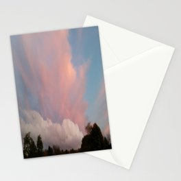 Dance of Two Clouds Stationery Cards