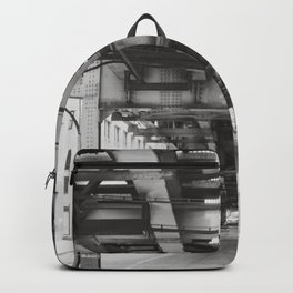 Follow the Tracks Backpack