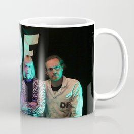 Das Fenster & the Alibis Band Photo Coffee Mug