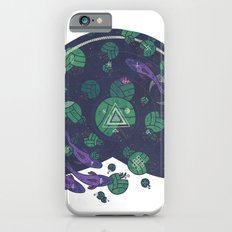 Amongst the Lilypads Slim Case iPhone 6s
