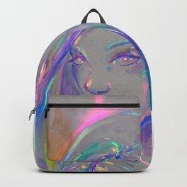 Augmented girl... Backpack