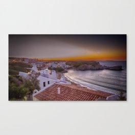Sundowner. Canvas Print