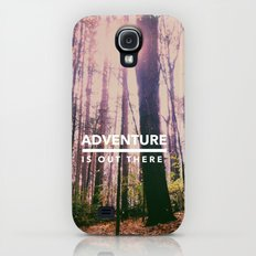 Adventure Is Out There Galaxy S4 Slim Case