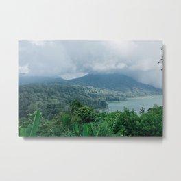 Bali Metal Print
