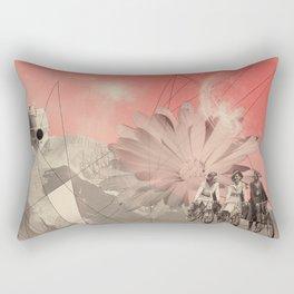 Les Femmes Rectangular Pillow