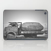 potato iPad Cases featuring Spud Potato by Jane Lacey Smith