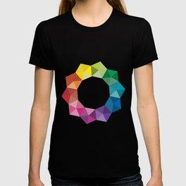 Explosão Psicodélica T-shirt