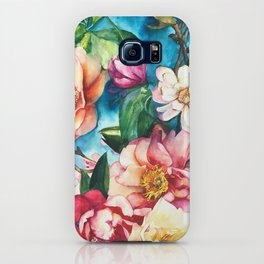 Tropical Floral I iPhone Case
