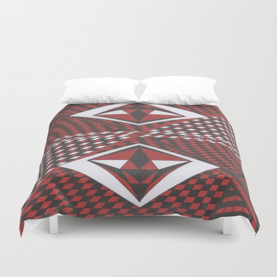 Twin Power Duvet Cover