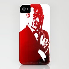 James Bond - Red or Dead iPhone (4, 4s) Slim Case