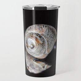 Broken Sea Shell Travel Mug