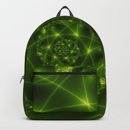 Fractal The Hope And The Light Backpack