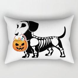 Doggy treat Rectangular Pillow