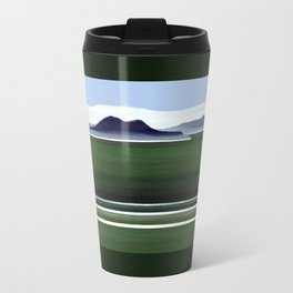 Somes Island - Matiu Metal Travel Mug