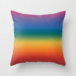 Rainbow 2018 Throw Pillow