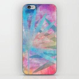 Watercolor Magic iPhone Skin