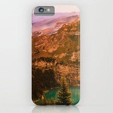 Mountain Valley #society6 #decor #buyart iPhone 6s Slim Case