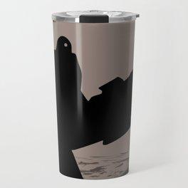 NieR: Automata 9S 2B Travel Mug