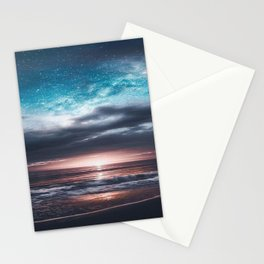 OCEAN#02 Stationery Cards