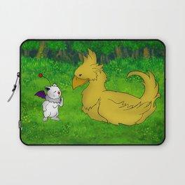 Final Friendship Laptop Sleeve