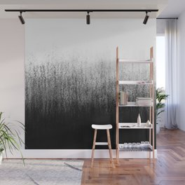 Charcoal Ombré Wall Mural