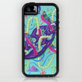 Alien Organism 23 iPhone Case