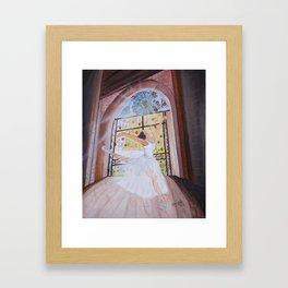 Ballerina ... Framed Art Print