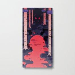 Spirit Forest Metal Print