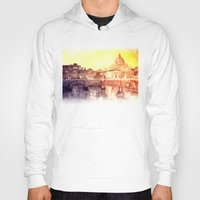 rome Hoodies featuring Rome by takmaj