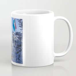 Luxembourg winter turbine Coffee Mug