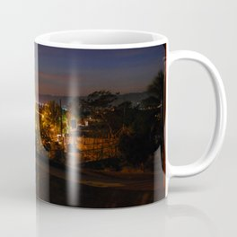 Cebu Night View Coffee Mug