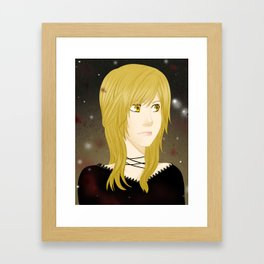 Jayme Framed Art Print