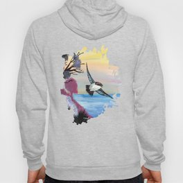 A Birds View Hoody