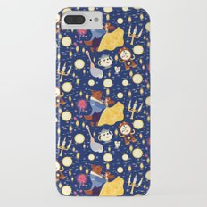 Be Our Guest Pattern Slim Case iPhone 7 Plus