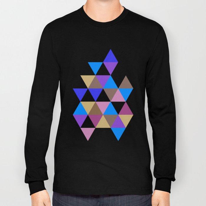 Abstract #793 Long Sleeve T-shirt