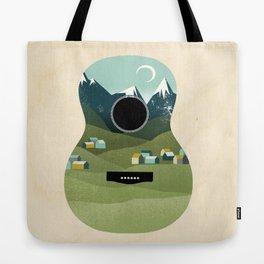Rocky Mountain High - Guitar Tote Bag