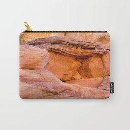 Colorful Sandstone, Valley of Fire State Park Carry-All Pouch
