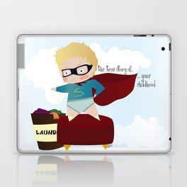 Childhood dreams  Laptop & iPad Skin