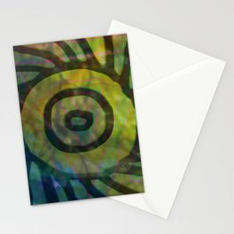 Windows in the Forest - Detail Stationery Cards