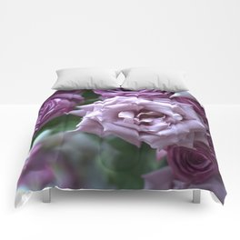 A Rose is a Rose is a Rose... Comforters