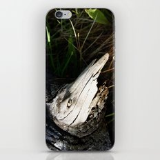 Monster in a Tree iPhone & iPod Skin