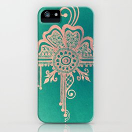 The Peacock Room #2 iPhone Case