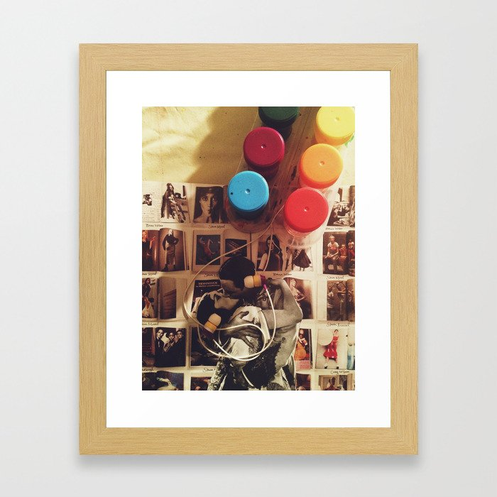 could it be true? Framed Art Print