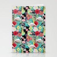 rockabilly Stationery Cards featuring rockabilly mix by kociara