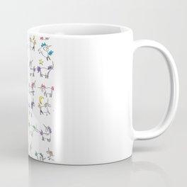 Lovely Little Unicorns Coffee Mug
