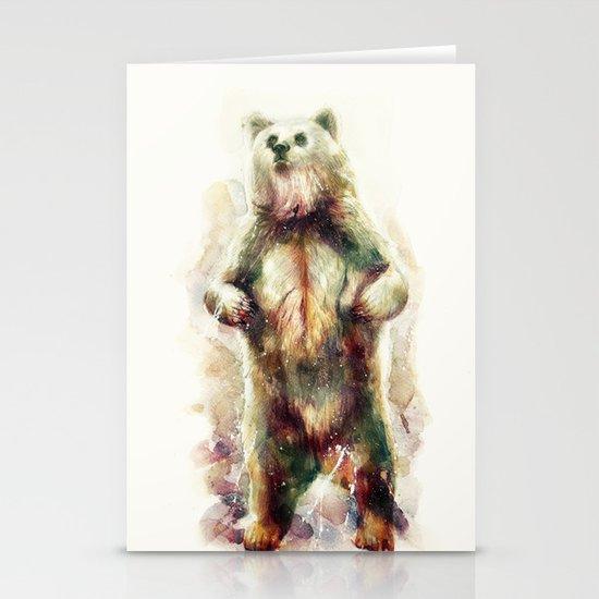 Bear I Stationery Cards