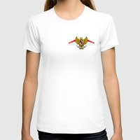 indonesia T-shirts featuring The Garuda of Republic of Indonesia by dartodesignstore
